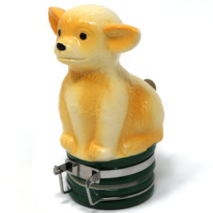 Chihuahua Ceramic Container (100mL/Medium)
