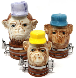 Chimp Porcelain Container (100mL/Medium)