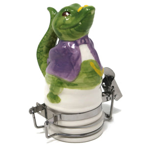 Professor Croc Porcelain Container (50mL/Small)