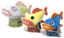 Fish Porcelain Container (50mL/Small)