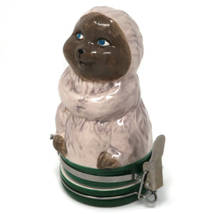 Groundhog Ceramic Container (250mL/Large)