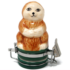Groundhog Ceramic Container (50mL/Small)