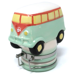 Hippie Bus Ceramic Container (100mL/Medium)