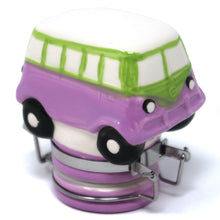 Hippie Bus Ceramic Container (50mL/Small)