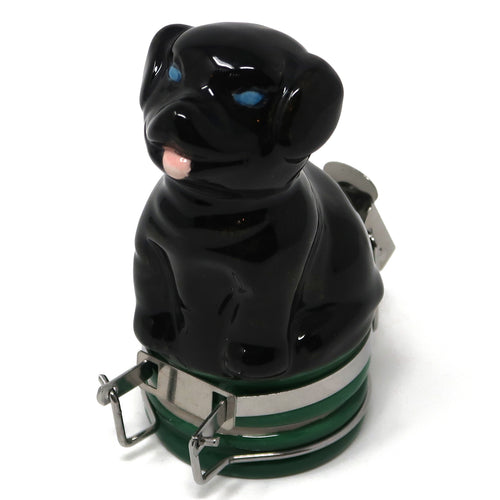 Labrador Puppy Ceramic Container (50mL/Small)