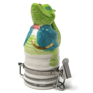 Professor Croc Porcelain Container (100mL/Medium)