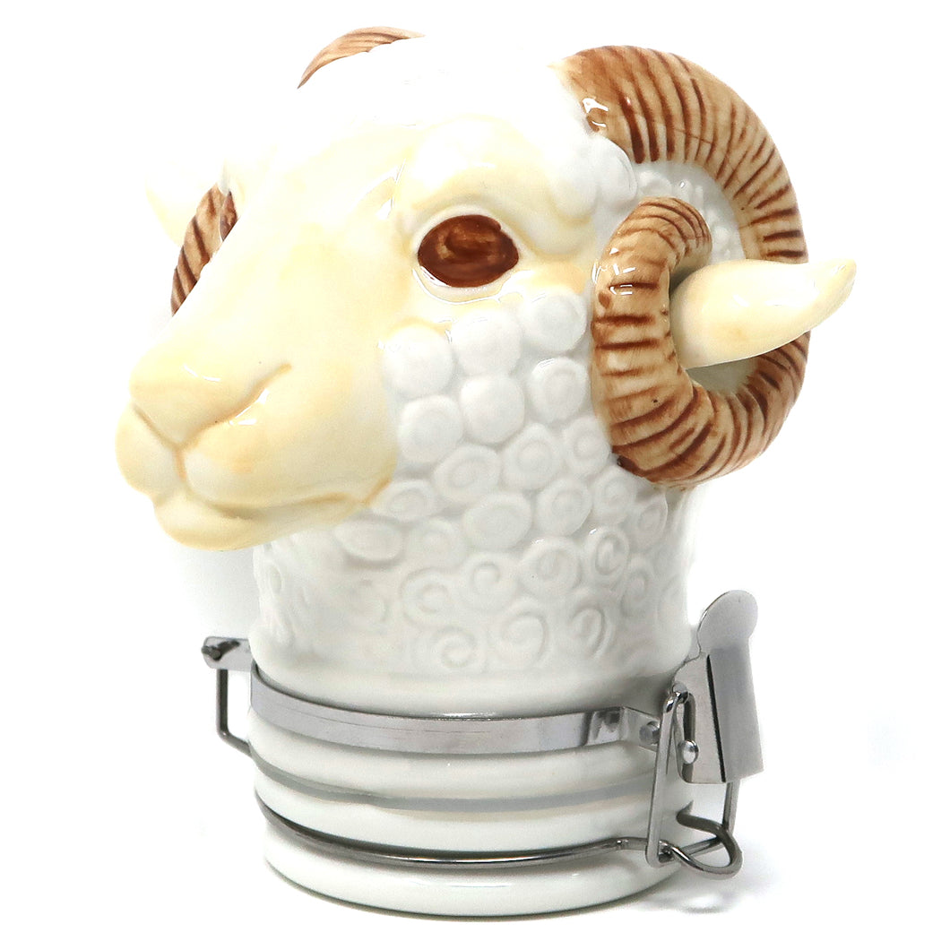 Ram Porcelain Container (250mL/Large)