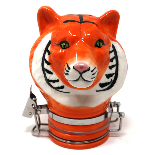 Tiger Porcelain Container (100mL/Medium)