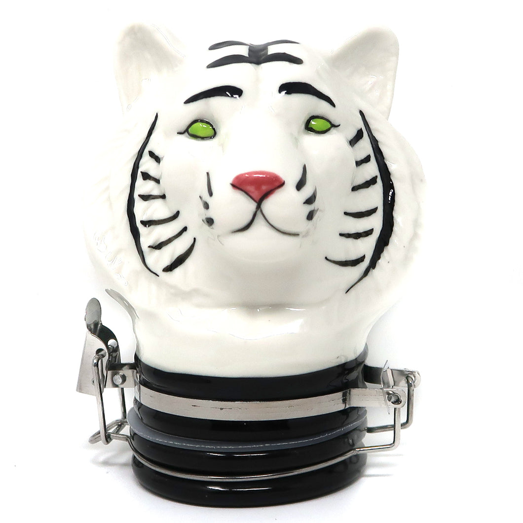 Tiger Porcelain Container (250mL/Large)