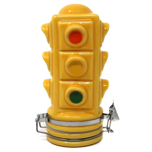 Traffic Light Porcelain Container (250mL/Large)