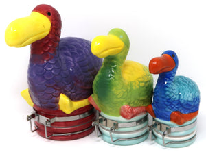 Dodo Ceramic Container (50mL/Small)