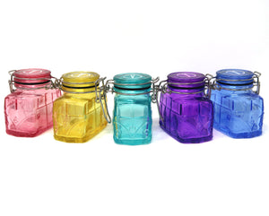 Hippie Bus Glass Container (100mL/Medium)
