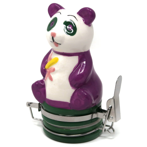 Panda Ceramic Container (100mL/Medium)