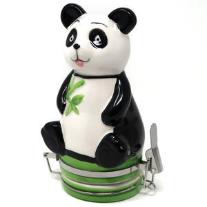 Panda Ceramic Container (250mL/Large)