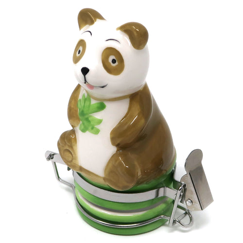 Panda Ceramic Container (50mL/Small)