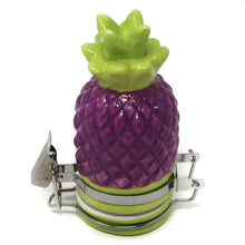 Pineapple Face Ceramic Container (50mL/Small)