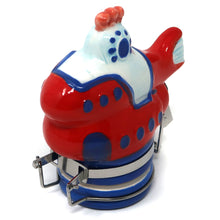 Submarine Ceramic Container (50mL/Small)