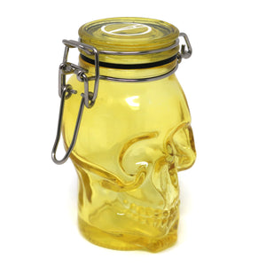 Skull Glass Container (100mL/Medium)