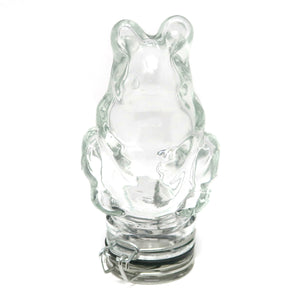 Bullfrog Clear Glass Container (100mL/Medium)