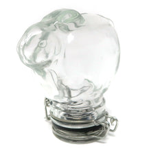 Bunny Clear Glass Container (100mL/Medium)