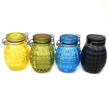 Grenade Glass Container (100mL/Medium)