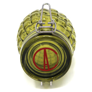Grenade Glass Container (250mL/Large)