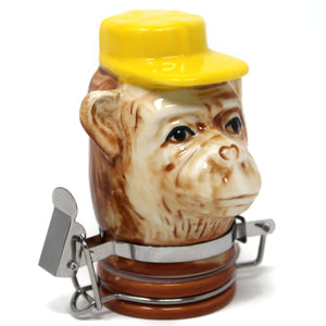 Chimp Porcelain Container (50mL/Small)