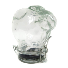 Bunny Clear Glass Container (250mL/Large)