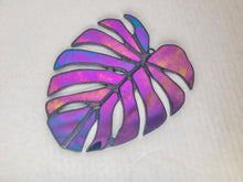 Monstera - Magenta Mirror / Ready To Ship