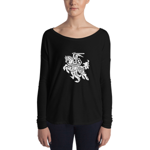 Ladies' Long Sleeve Tee (VYTIS)