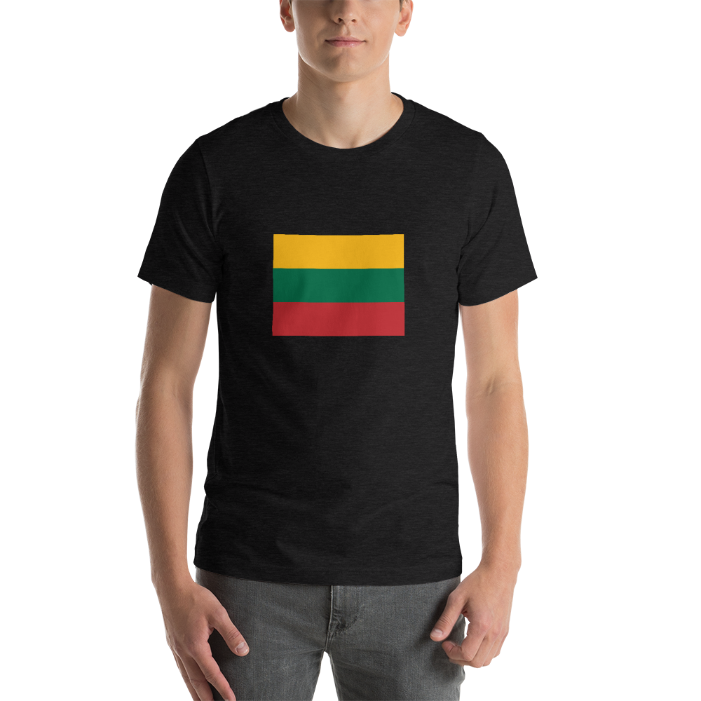 Short-Sleeve Unisex T-Shirt (FLAG)