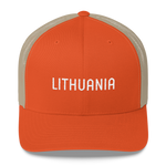 Trucker Cap (LITHUANIA)