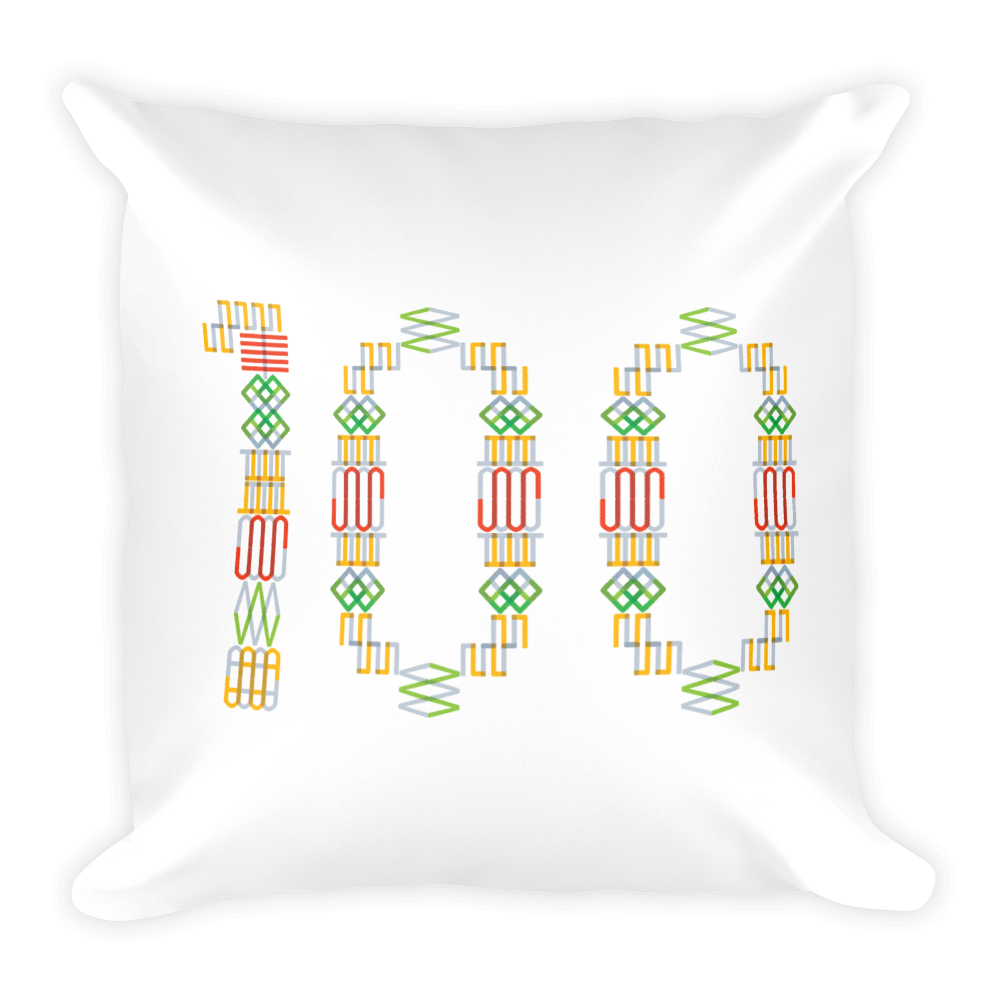 Square Pillow (100)