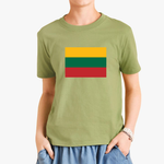 Kids Softstyle Tee (FLAG)