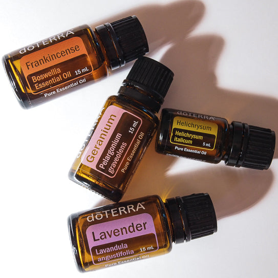 Turn Back The Clock With Essential Oils