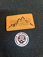 J.E.C Racing custom leather patches