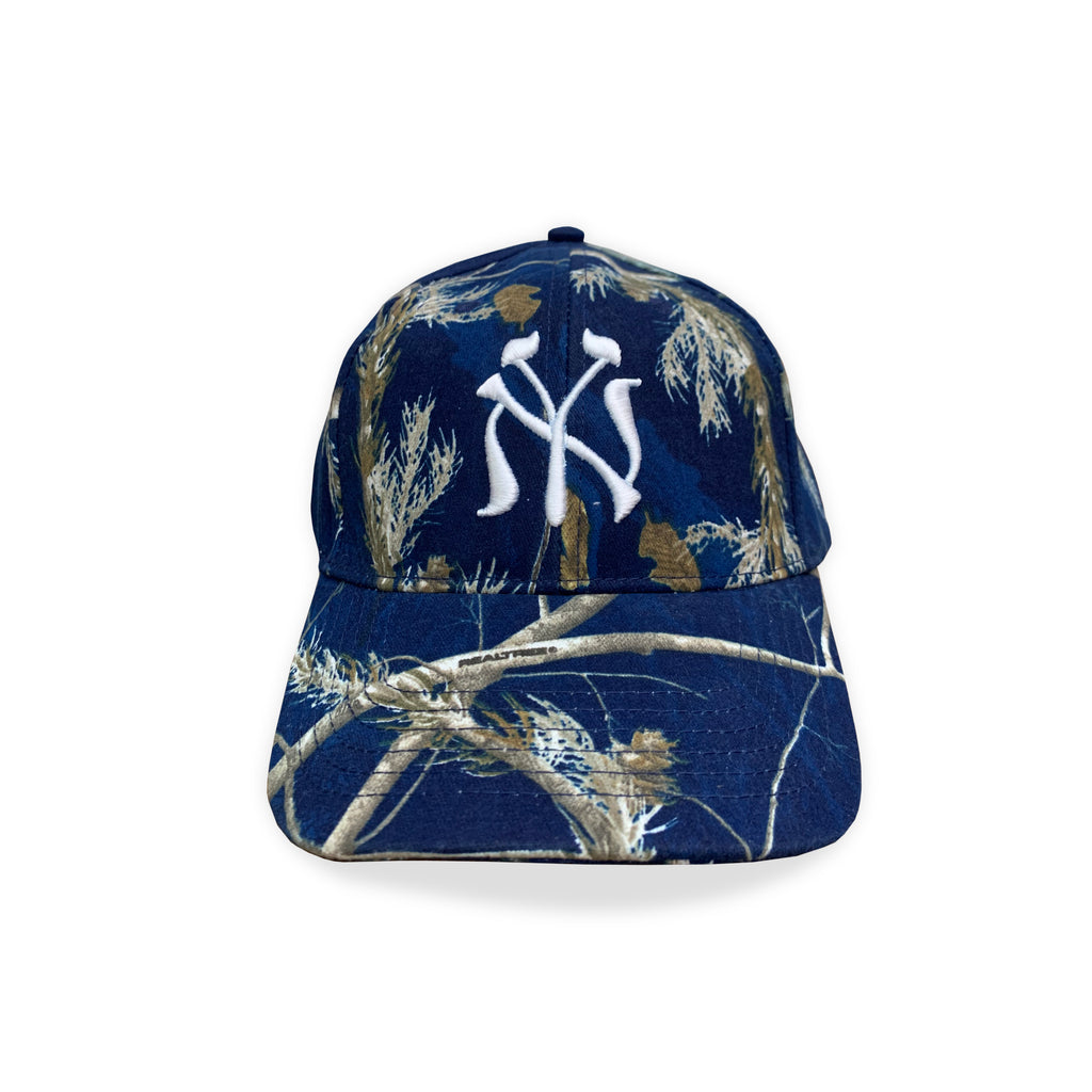 Hebrew York Blue Camo