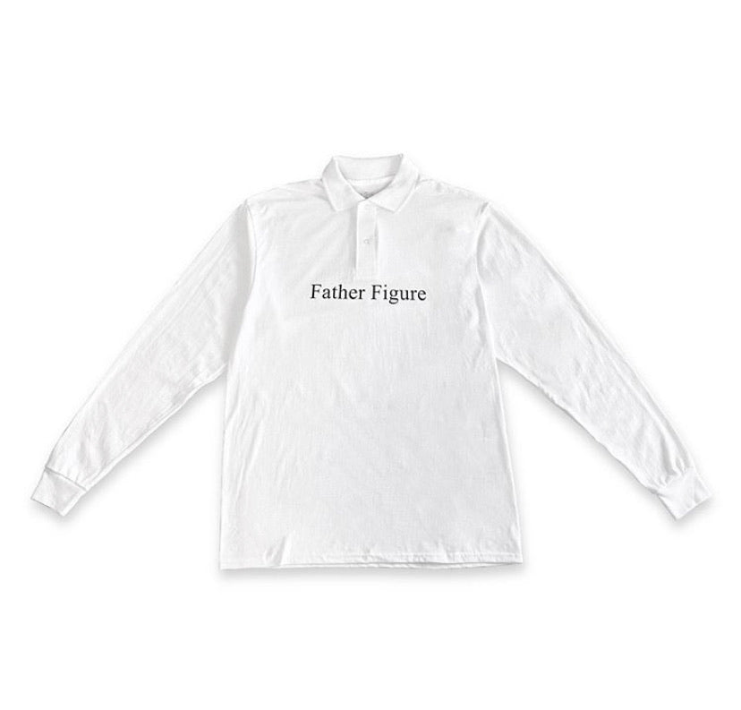 Father Figure L/S Polo