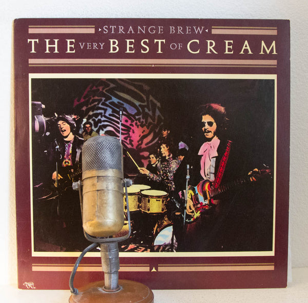 Cream | The Very Best of Cream Vinyl Record