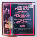 Lauren Bacall | Woman of the Year | Vinyl Record Album