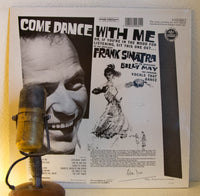Come Dance With Me - Frank Sinatra Vinyl Records