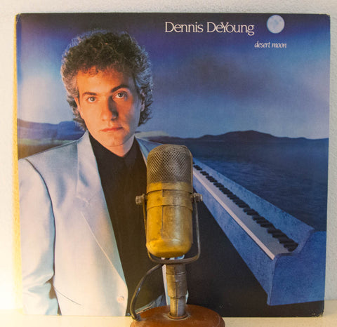 Dennis DeYoung Desert Moon Vinyl | Drop The Needle
