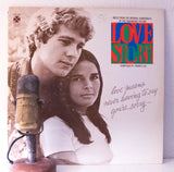 Love Story | Film Soundtrack Vinyl Record Album