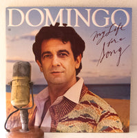 Placido Domingo | Vinyl Record Album