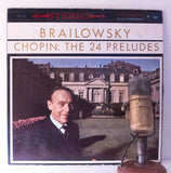"Alexander Brailowsky ""Chopin: The 24 Preludes"" 