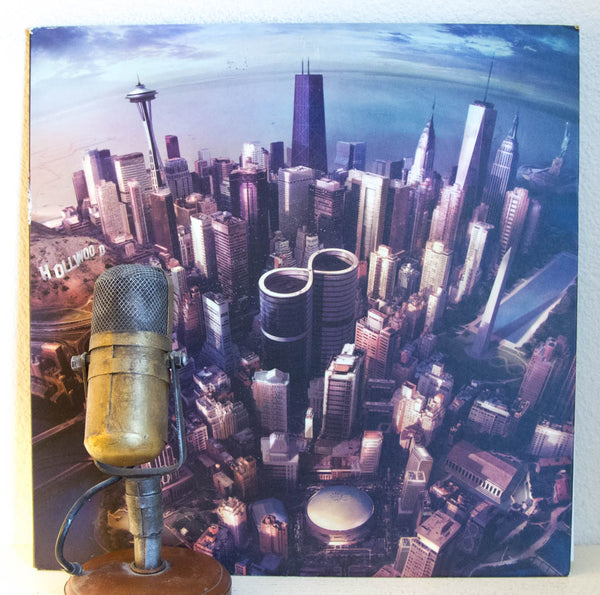 Foo Fighters Album Sonic Highways | Drop The Needle Vinyl