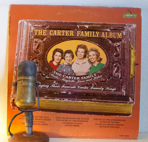 The Carter Family | Family Album | Drop The Needle