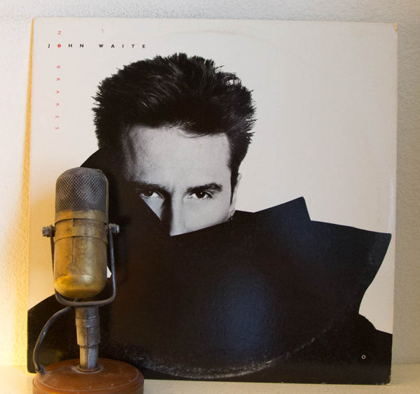 John Waite | No Brakes Vinyl Record Album