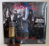 Motley Crue | Girls, Girls, Girls | Drop The Needle Vinyl