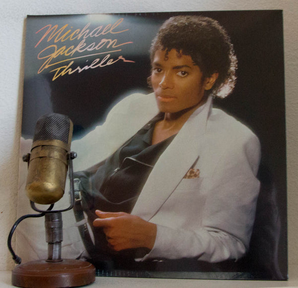 Michael Jackson | THRILLER Vinyl Record Album